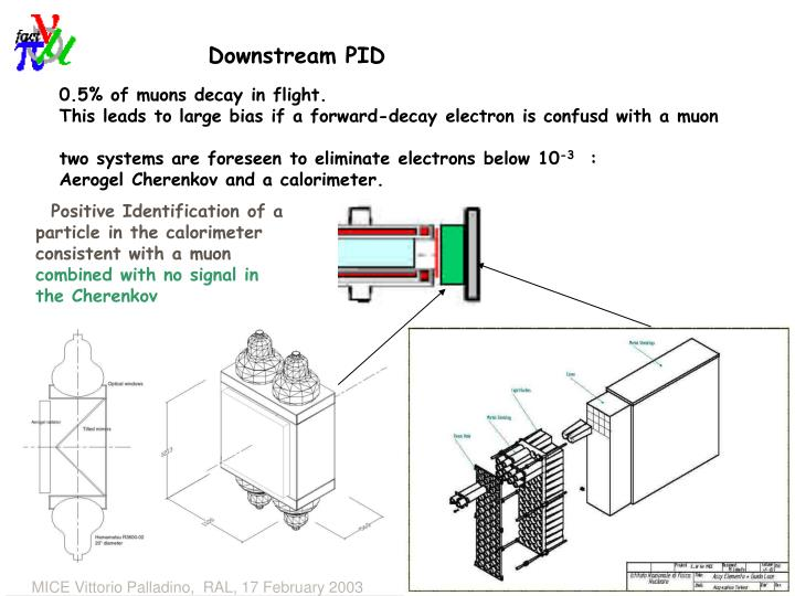 Downstream PID
