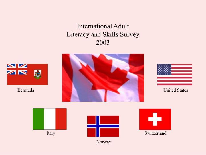 International Adult