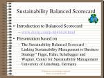 sustainability balanced scorecard1