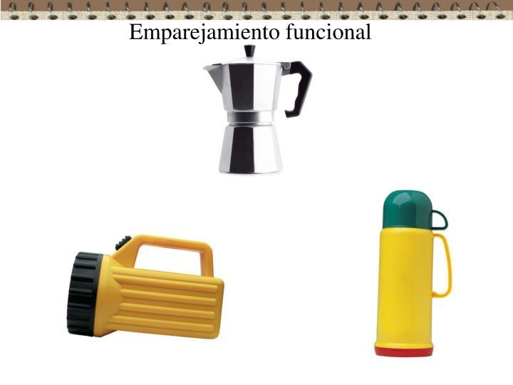 Emparejamiento funcional
