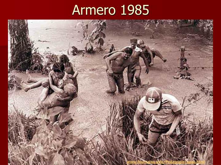 Armero 1985