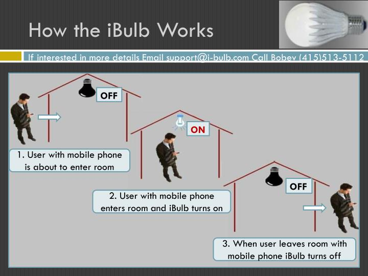 How the iBulb Works