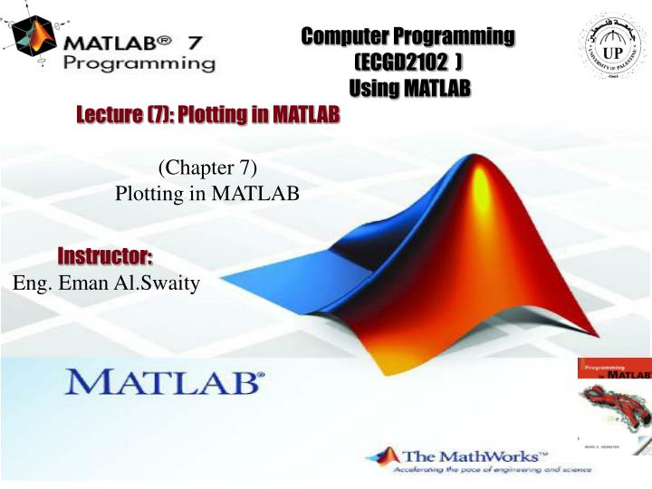Computer programming ecgd2102 using matlab
