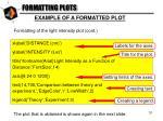 formatting plots6