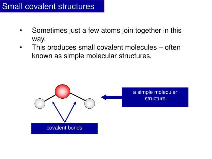 a simple molecular