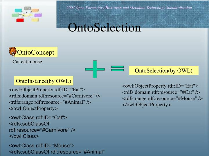 OntoSelection