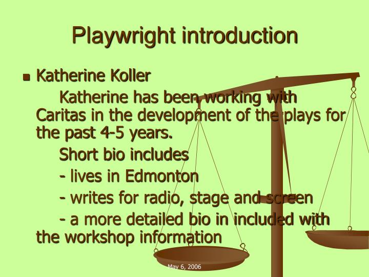 Playwright introduction