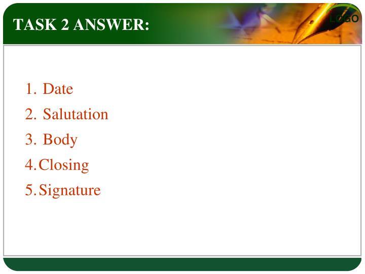TASK 2 ANSWER:
