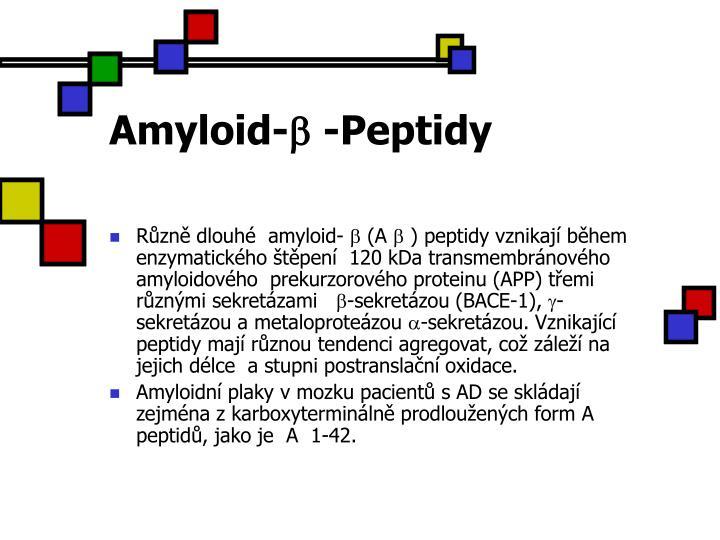 Amyloid-