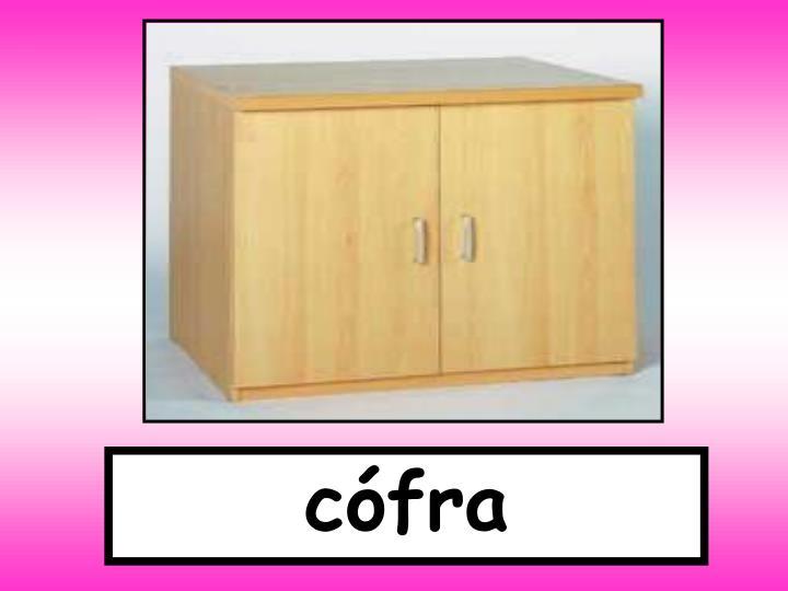 cófra