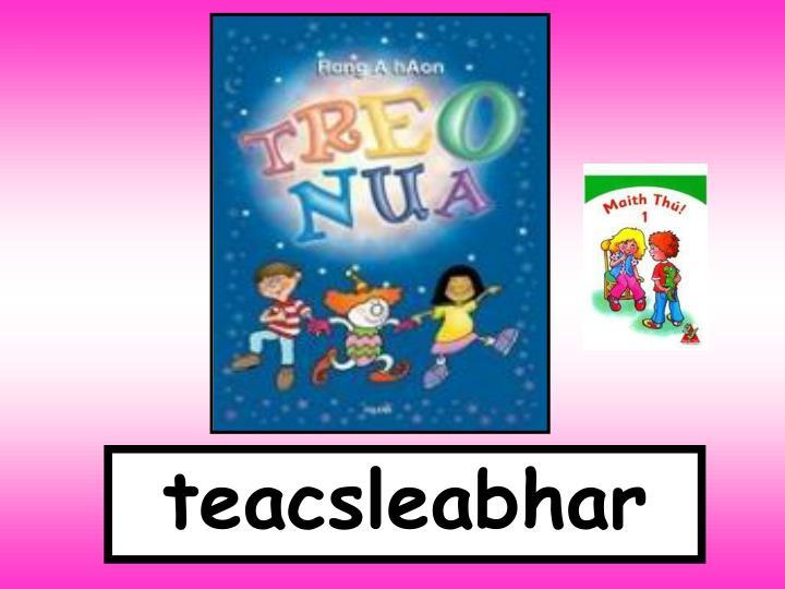 teacsleabhar