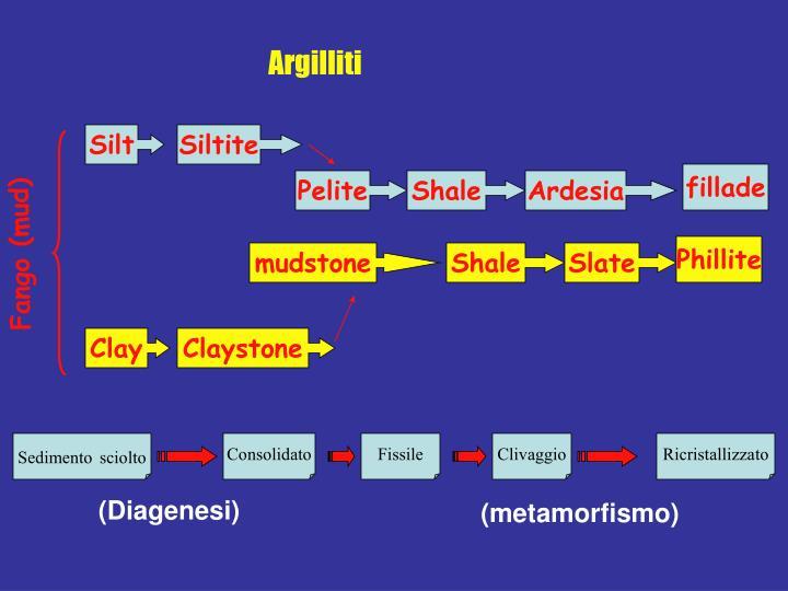 Argilliti