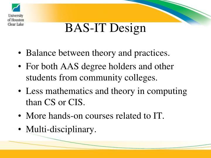 BAS-IT Design