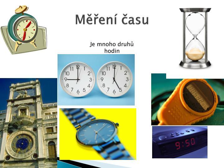 Měření času