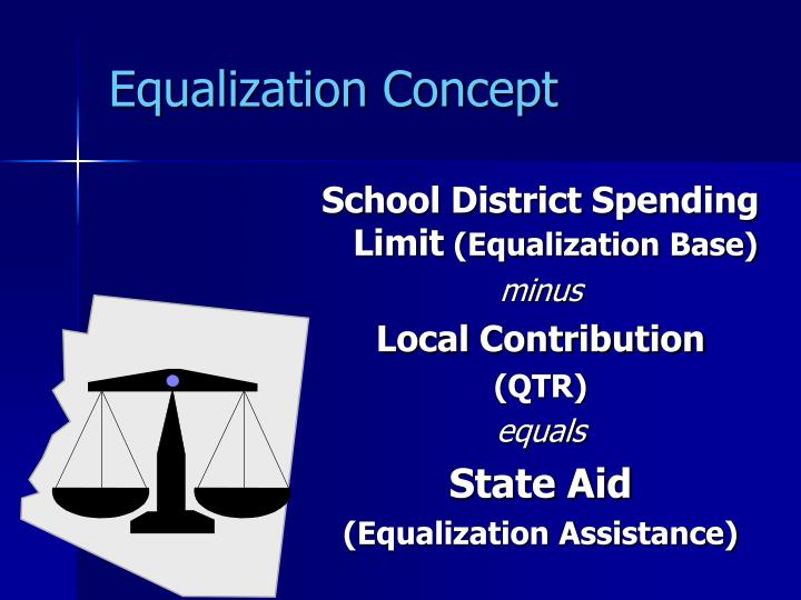 Equalization Concept