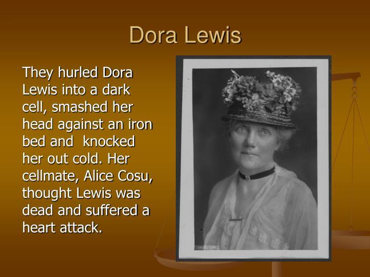 Dora Lewis