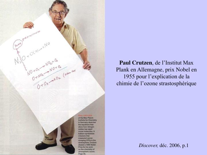 Paul Crutzen