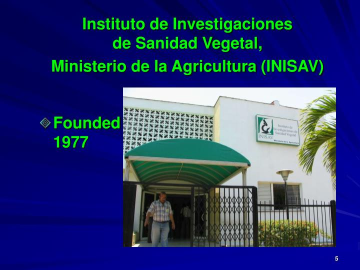 Instituto de Investigaciones