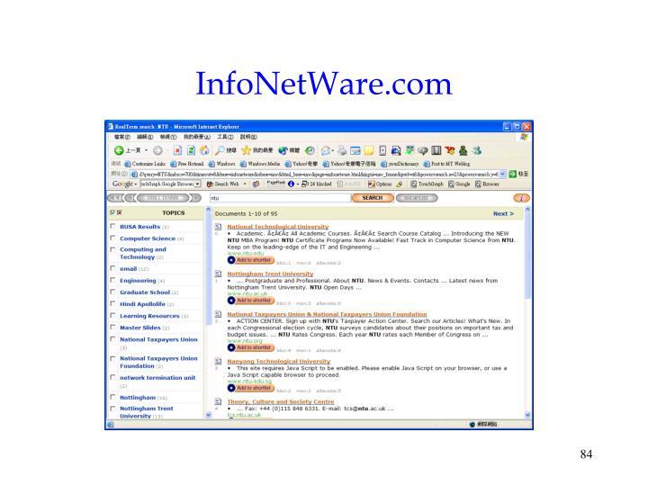 InfoNetWare.com