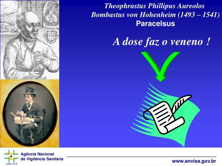 Theophrastus Phillipus Aureolos