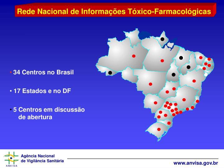 Rede Nacional de Informaes Txico-Farmacolgicas