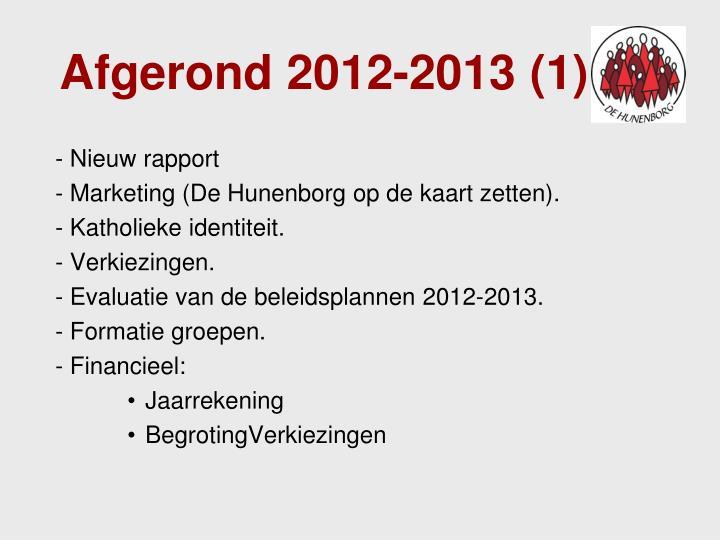Afgerond 2012-2013 (1)