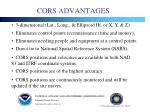 cors advantages