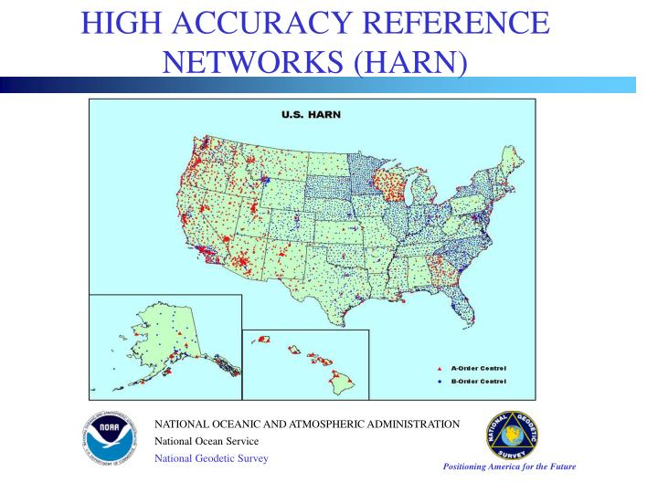 HIGH ACCURACY REFERENCE NETWORKS (HARN)