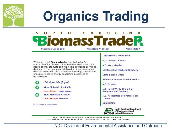 Organics Trading