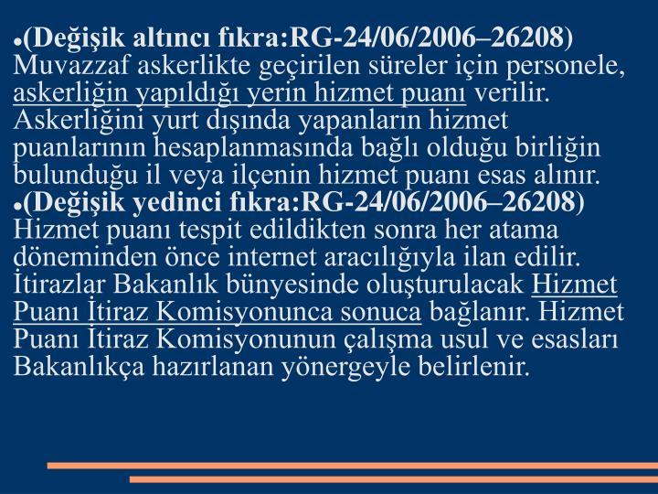 (Deiik altnc fkra:RG-24/06/200626208)