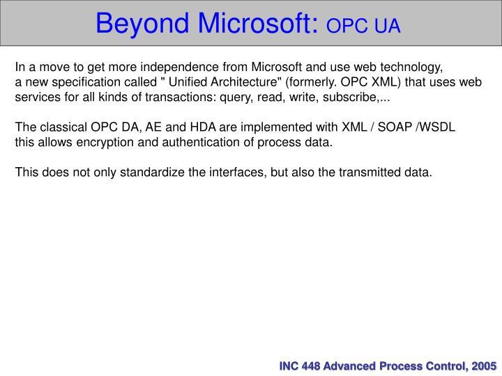 opc ole for process control pdf
