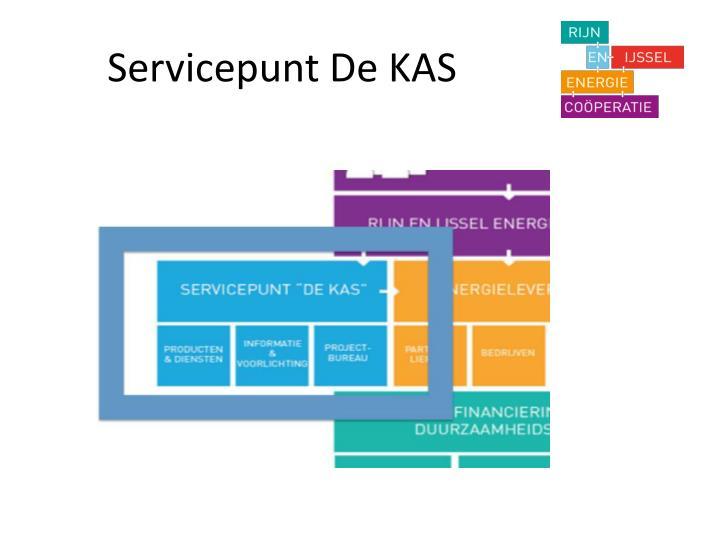 Servicepunt De KAS