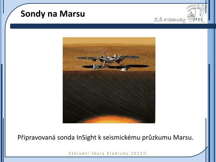Sondy na Marsu