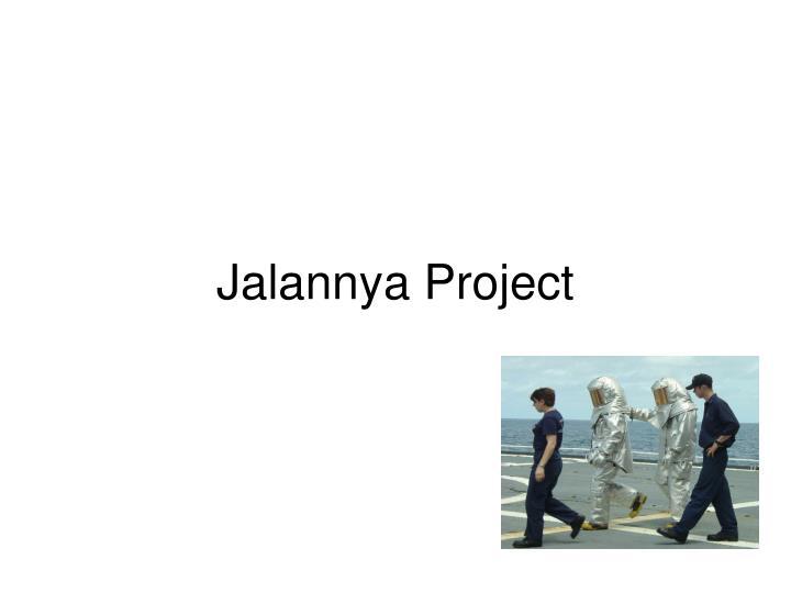 Jalannya Project