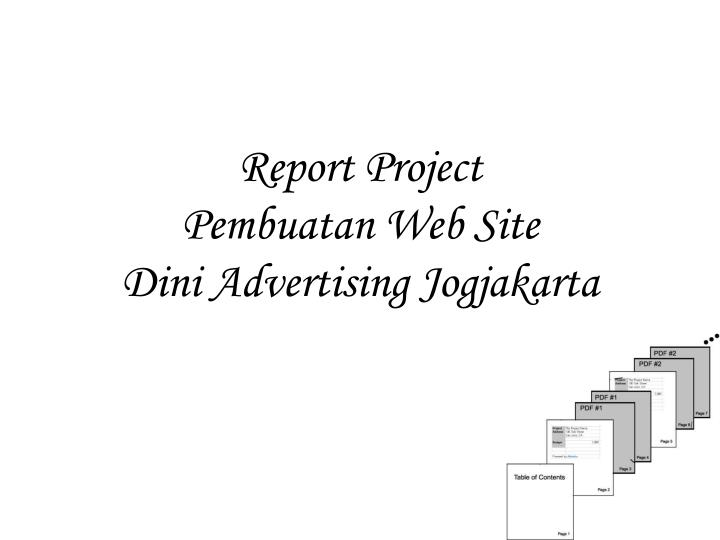 Report Project