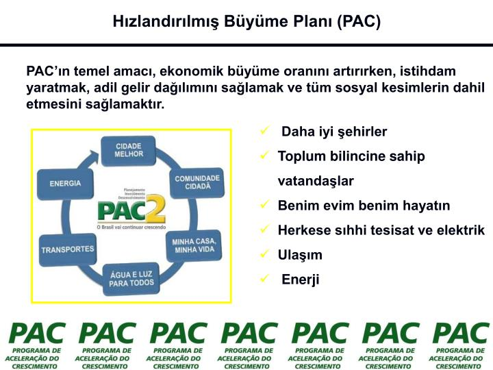 Hızlandırılmış Büyüme Planı (PAC)
