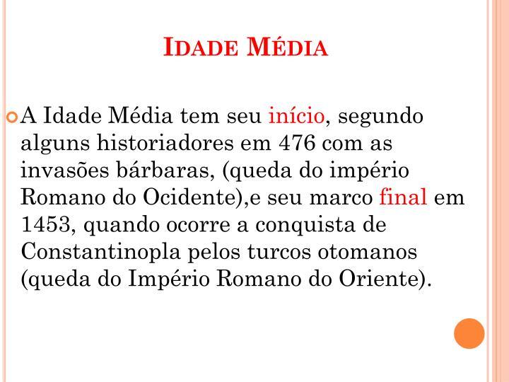 Idade Média