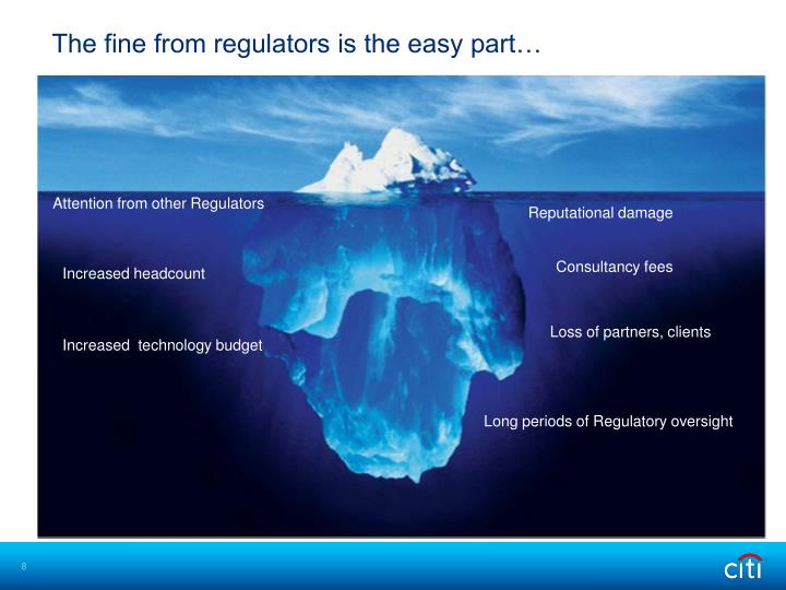 The fine from regulators is the easy part…