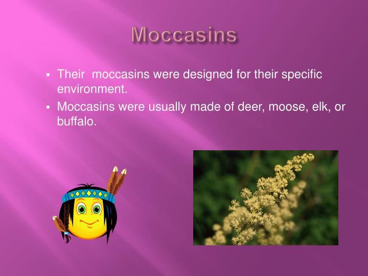 Moccasins