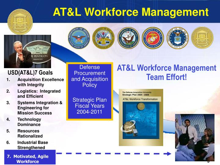 AT&L Workforce Transformation