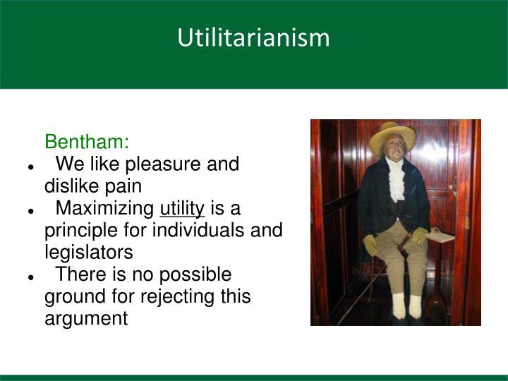 Bentham: