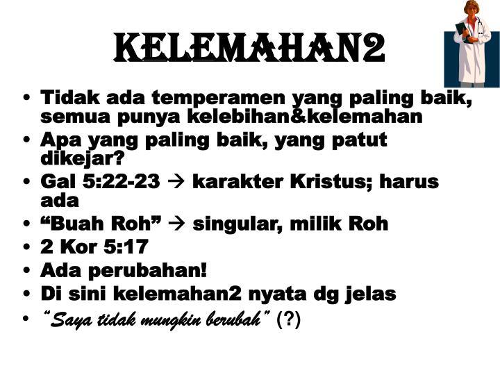 KELEMAHAN2