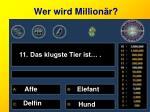 wer wird million r11