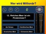 wer wird million r12