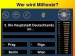 wer wird million r2