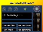 wer wird million r3