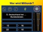 wer wird million r5