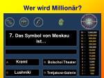 wer wird million r7