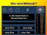 wer wird million r8