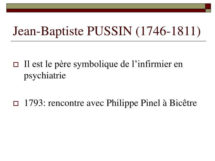 Jean-Baptiste PUSSIN (1746-1811)
